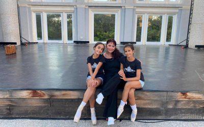 Clara Santoni porta i suoi talenti al Gran Galà di Olbia